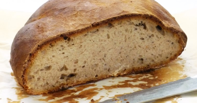 Catalina Bakes: The Daring Bakers' Challenge: Wheat Rye ...