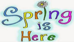 Welcome spring!!