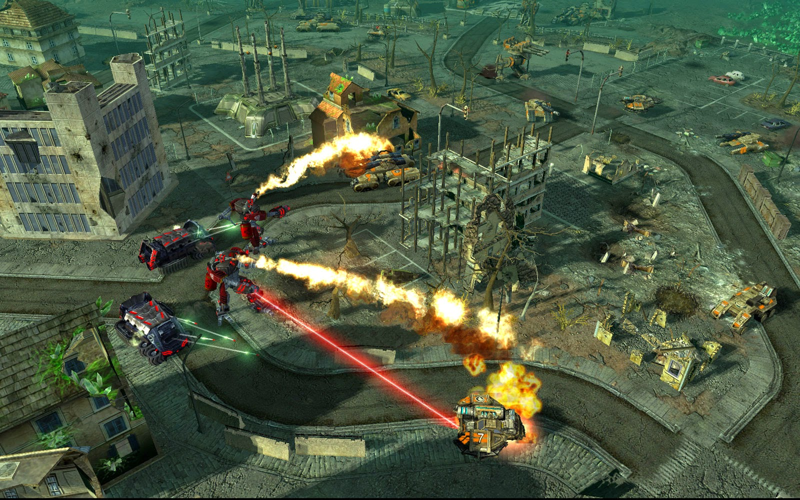 Торрент command conquer 3 kane's wrath