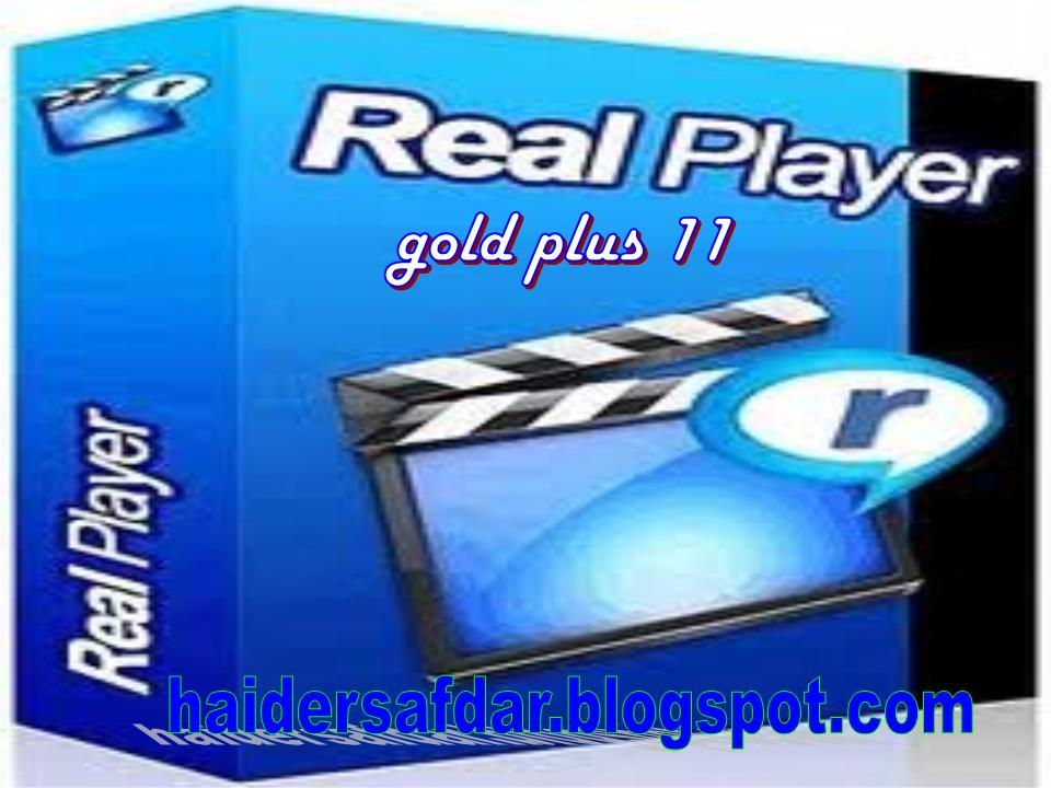 Realplayer Gold plus 11 with Life time Activation Free Download Full ...