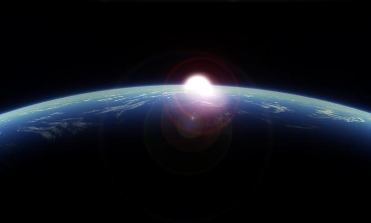 """""""Cada dia, el sol ilumina un mundo nuevo"""""""