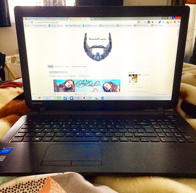 Blogging - Bearded Couture