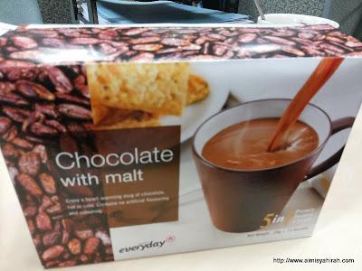 Chocolate  With Malt Elken