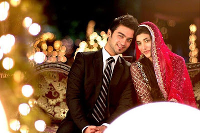 Ahmed Zeb & Urwa tul Wuska are looking fabulous on Humtv Darama
