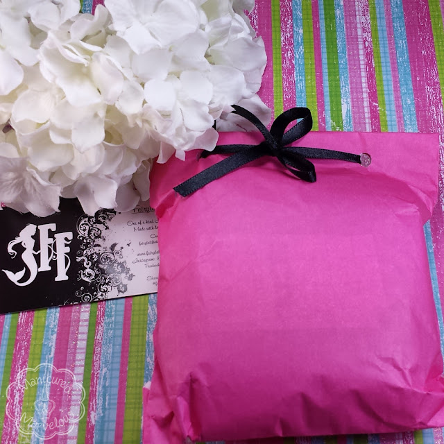 Neverending Fairytales - August Subscription Box from Fairytale Finish