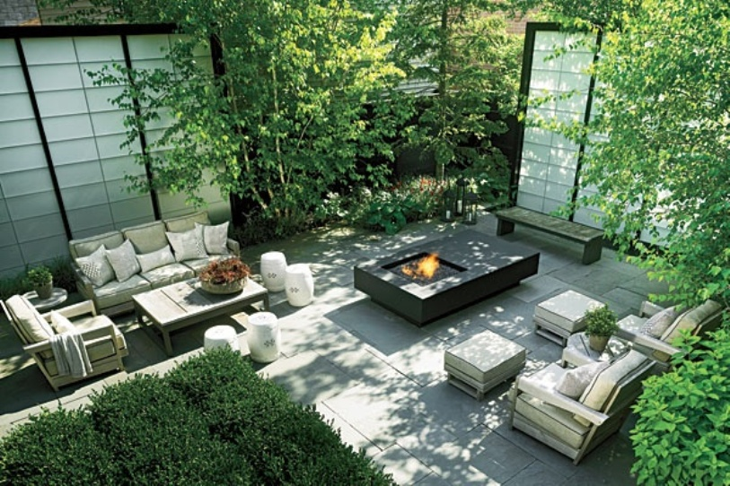 Chinese Backyard Design Backyard Landscape Design