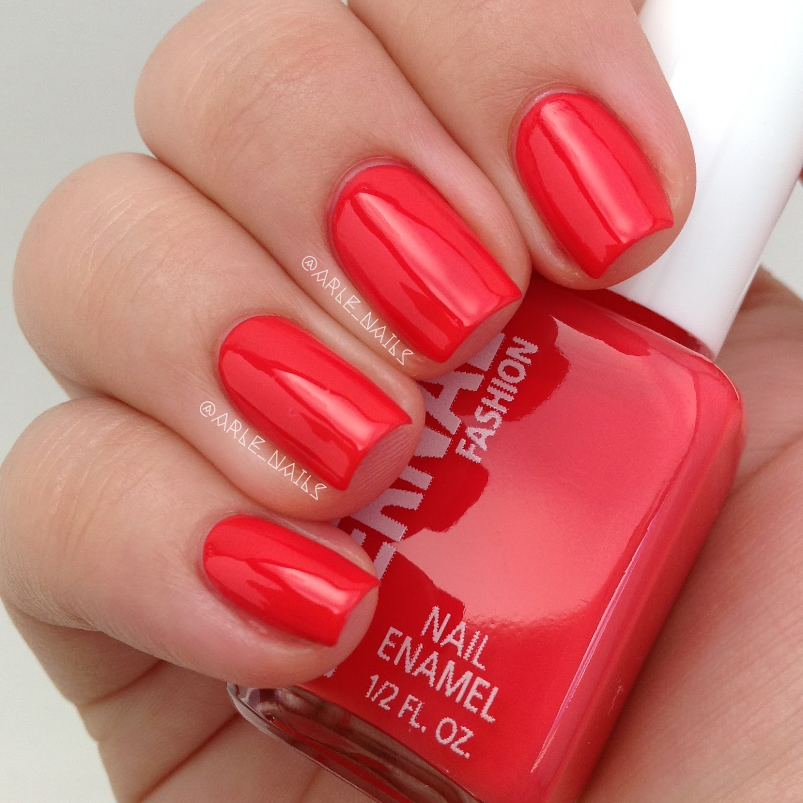 Arle\'s Nail Polish Addiction : ETERNAL Fashion Review + ...