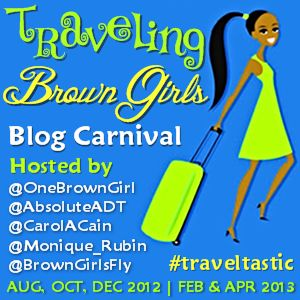 Traveling Brown Girls Bloghop on SoloWomanTraveler.ca