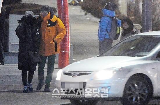 Lee Jang Woo & Oh Yeon Seo Pacaran 4
