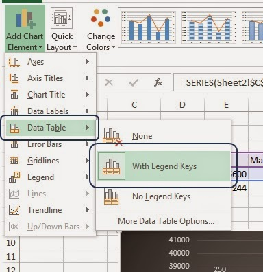 how to change the legend title in excel