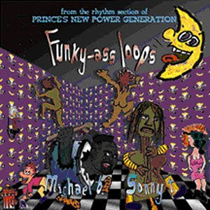 ACID Funky Ass Loops (1 cd)