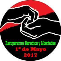 1º de Mayo 2017: Convocatorias