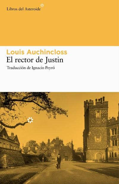 El rector de Justin Louis Auchincloss