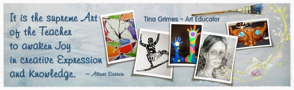 Tina Grimes