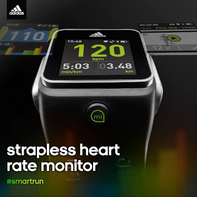 MiCoach Smart Run Features