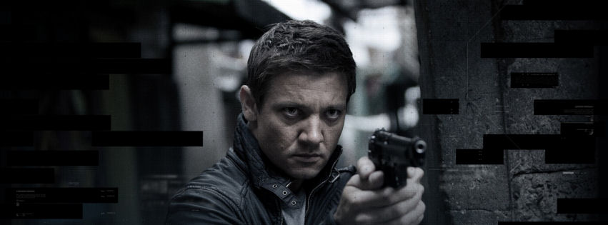 2012 The bourne legacy movie facebook cover