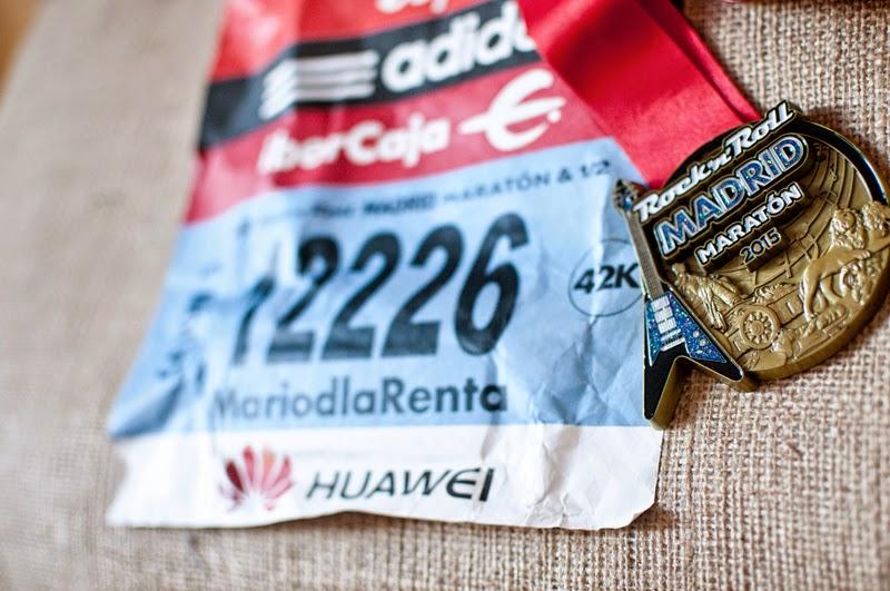 rock and roll madrid maraton