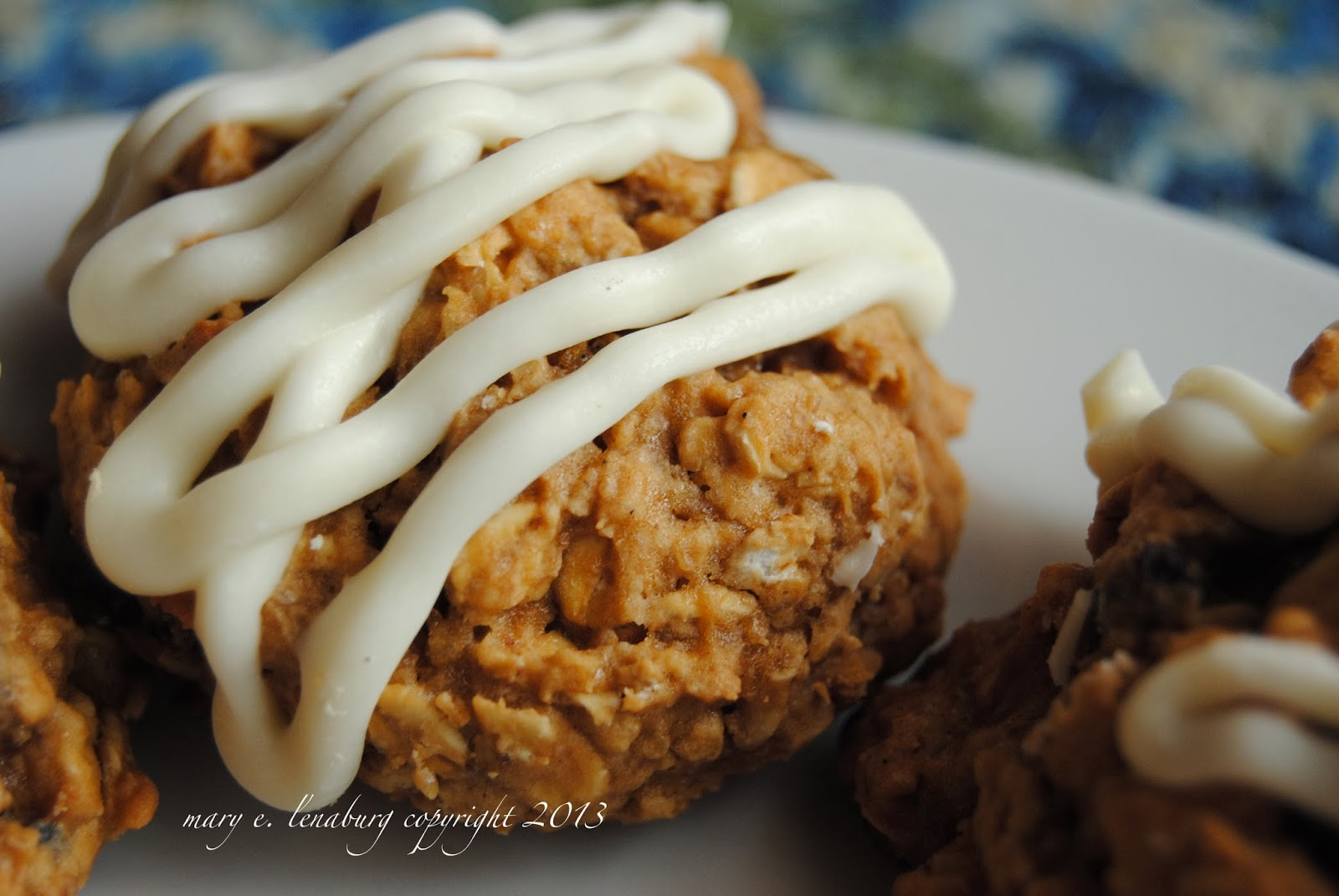 Passionate Perseverance: in the kitchen ~ oatmeal currant ...
