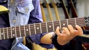 Teknik Dasar Cara Melatih Kecepatan Jari Tangan Dalam Bermain Gitar