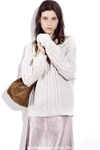 Sweaters Paula Cahen D'Anvers otoño invierno 2013