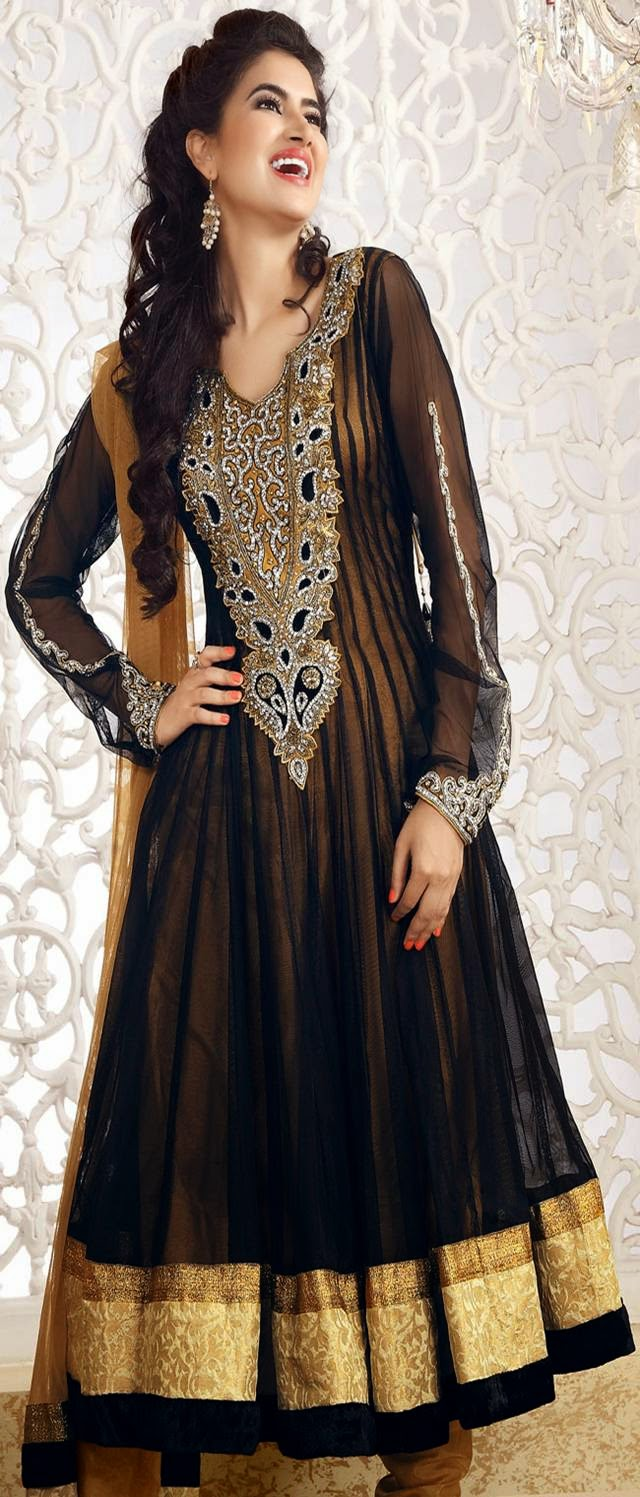 Attractive Indian Dress, Anarkali Suit