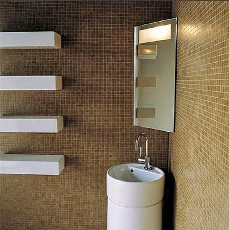 Keramik Dinding Kamar Mandi Modern