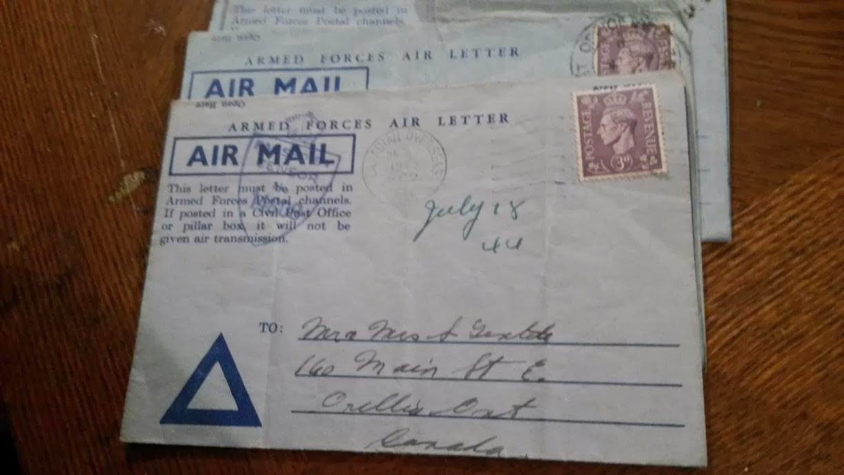 Success! Grandson Found for Sam Gentile WW2 Letters