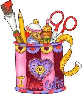 Image result for i love crafts Clip Art