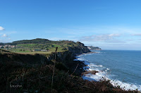ASTURIAS COASTLINE IN COLUNGA COUNTY (SPAIN)