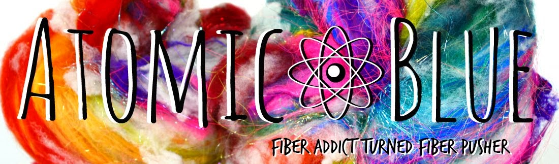 Atomic Blue Fiber