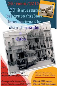 II ANIBERSARIO DEL GRUPO FACEBOOK