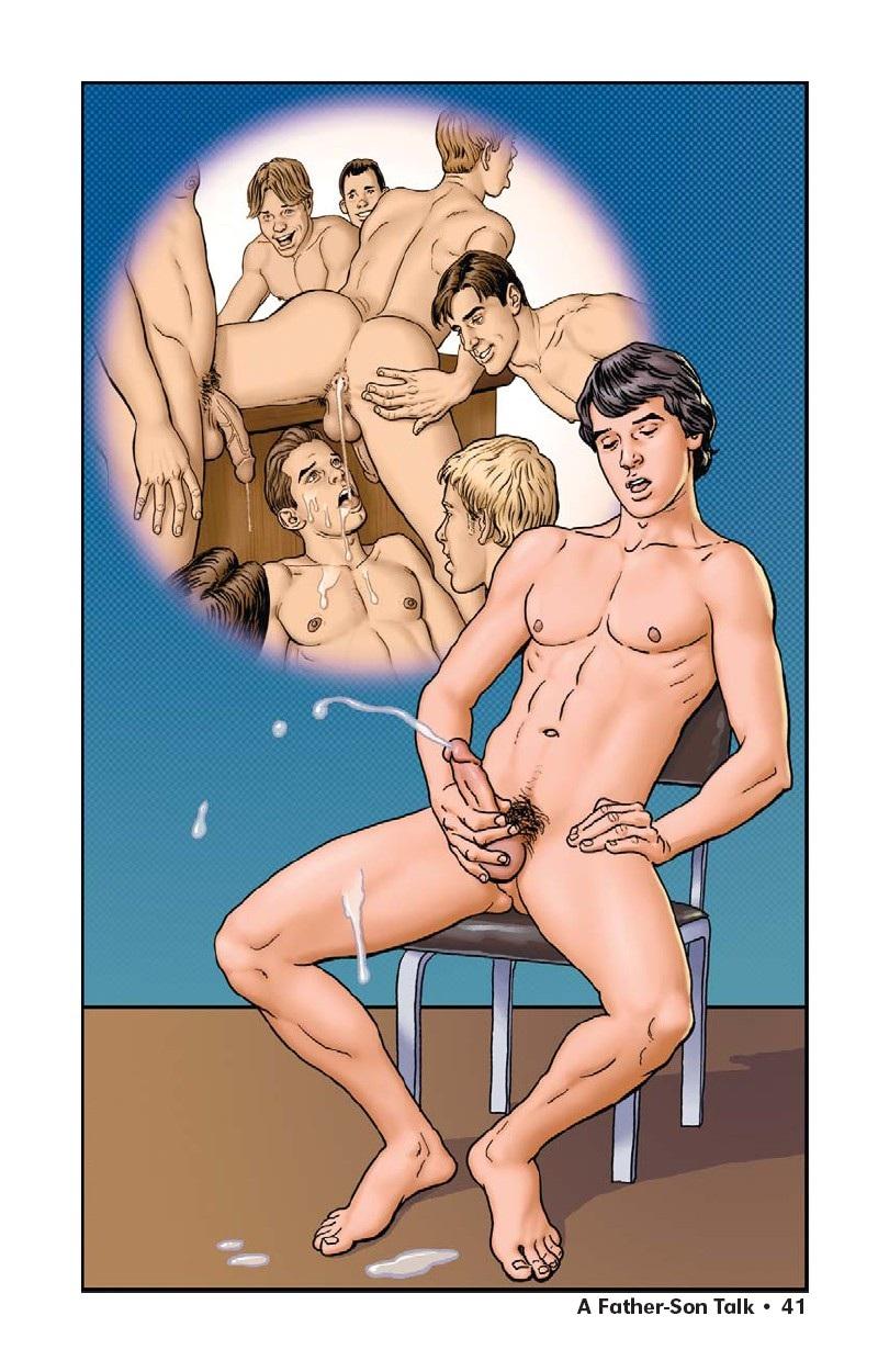 Секс с папой геем 19 фотография