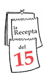 La recepta del 15