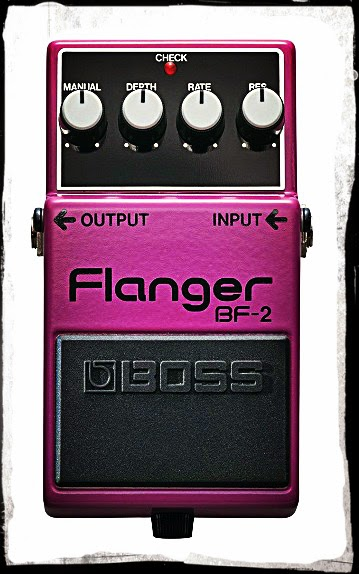 Deal on Boss BF-2 Flanger Guitar Pedal