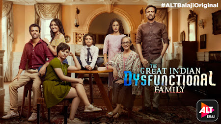Poster Of The Great Indian Dysfunctional Family Season 01 2018 Watch Online Free Download