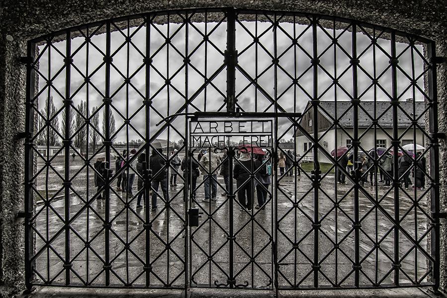 Campo de concentracion de Dachau, Alemania