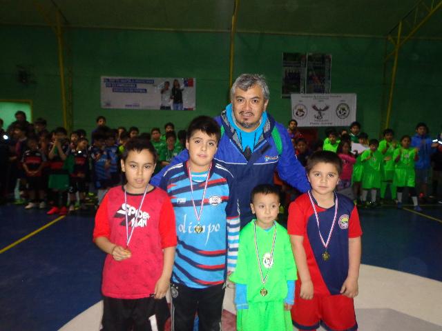 """9º Encuentro de Futsal """"Chuteando una sonrisa 2015"""""""