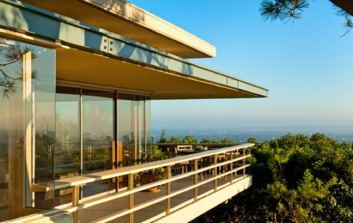 Modern homes los angeles top 2012 mid century modern for Mid century modern la