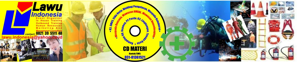 CD MATERI TRAINING