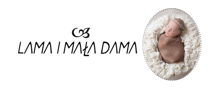 Lama i mała dama-blog