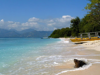 Pantai Gili Indonesia - Exnim