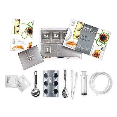 Kit de Cocina Molecular Revolution
