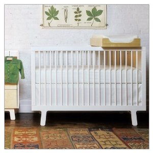 white oeuf sparrow crib - Oeuf Sparrow Crib