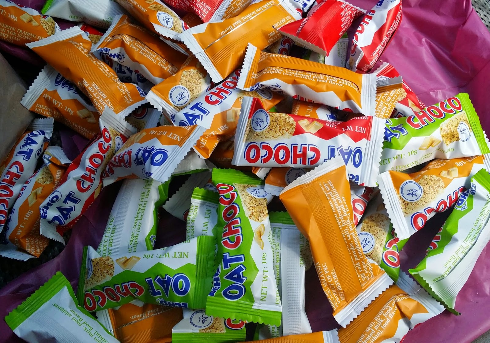 Biskut Crunch Oat | Info | Shaklee | Sungai Buloh | Setiawangsa