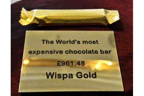 قطعة شوكولاتة بثمن منزل في ألمانيا !! .. شاهد التفاصيل