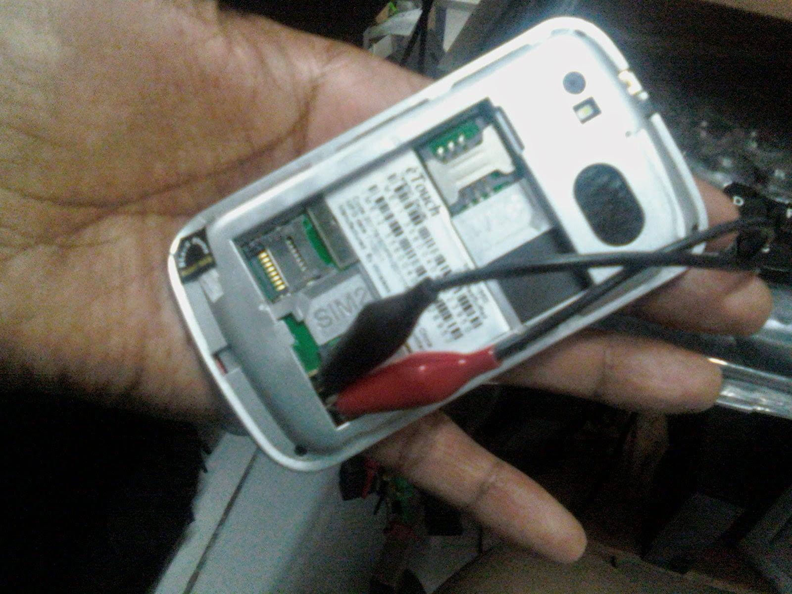 Cara memasang batre yang benar menggunakan Power Suplyy