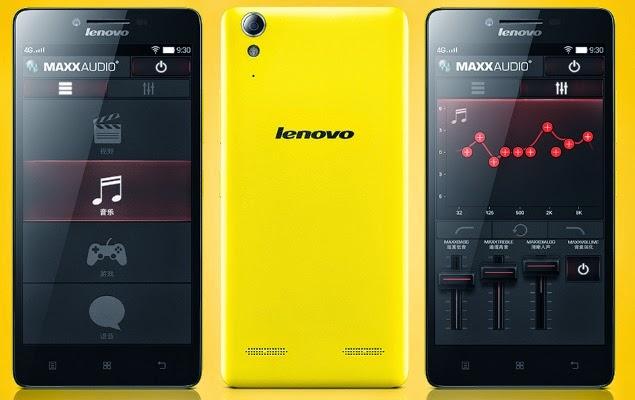 Lenovo K3 Music Lemon, Ponsel Murah Penantang Xiaomi