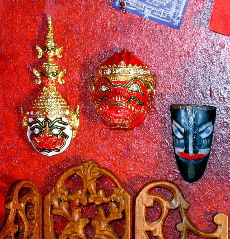 dollhouse masks