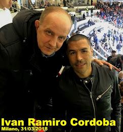 INCONTRI: IVAN RAMIRO CORDOBA