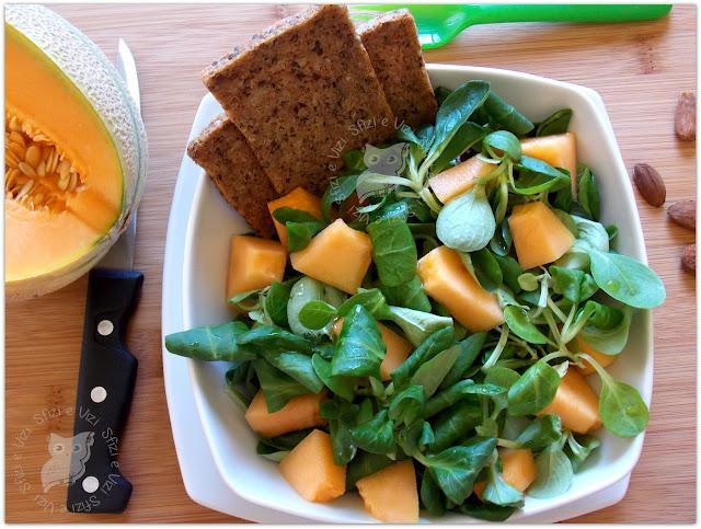 Sfizi vizi e la chiamano ricetta insalata di songino for Songino valeriana